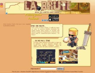 tutizinha.labrute.fr screenshot