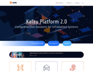 tutk.com screenshot