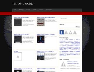 tutomusicrd.blogspot.com screenshot