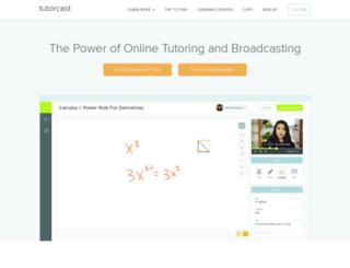 tutorcast.tv screenshot