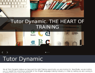 tutordynamic.com screenshot