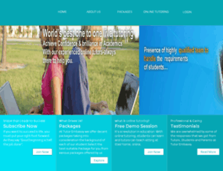 tutorembassy.com screenshot