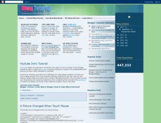 tutorial.mr-mung.com screenshot