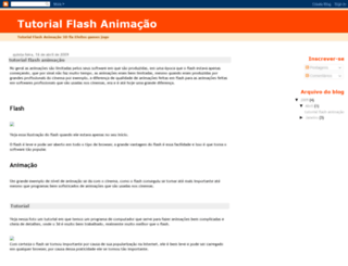 tutorialflashanimacao.blogspot.com screenshot