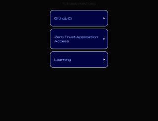 tutorialpoint.org screenshot