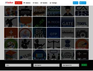 tutors99.com screenshot