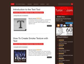 tutorvid.com screenshot