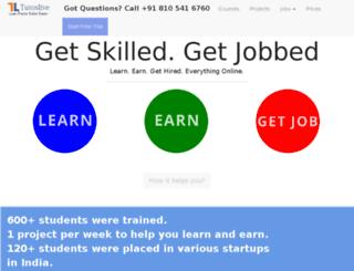 tutoslive.com screenshot