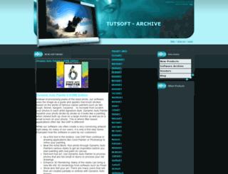 tutsoft.ucoz.com screenshot