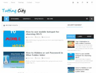 tuttingcity.com screenshot