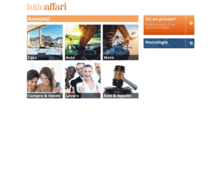 tuttoaffari.com screenshot