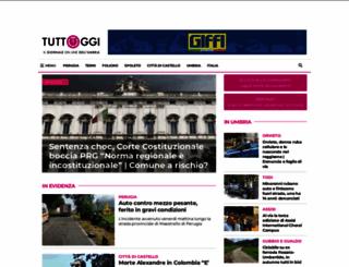 tuttoggi.info screenshot