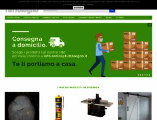 tuttolegnobricolage.com screenshot