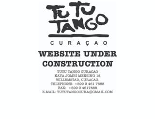 tutu-tango.com screenshot