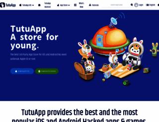 tutuapp.com screenshot