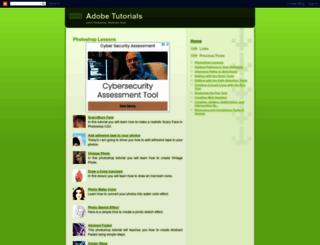 tutzpsd.blogspot.com screenshot