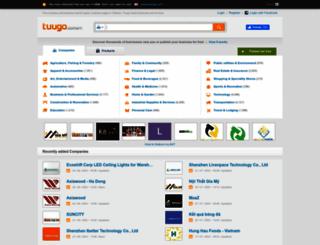 tuugo.com.vn screenshot