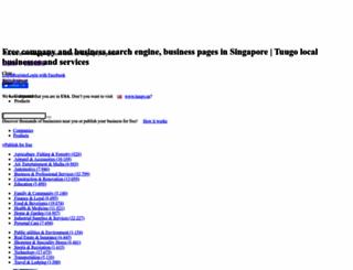 tuugo.sg screenshot