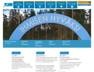 tuusniemi.fi screenshot