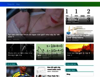tuvientuongvan.com.vn screenshot