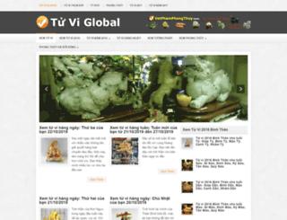 tuviglobal.org screenshot