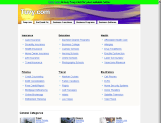 tuvy.com screenshot
