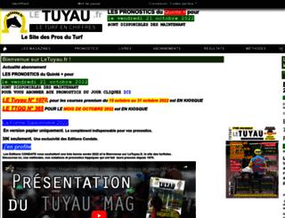 tuyaubox.com screenshot