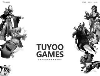 tuyoo.com screenshot
