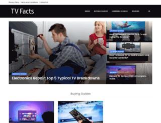tv-facts.net screenshot