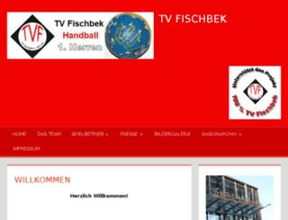 tv-fischbek.eu screenshot