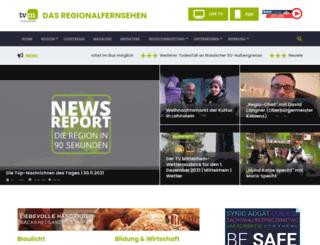 tv-mittelrhein.com screenshot