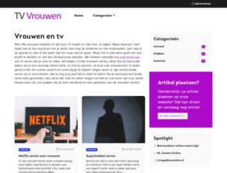tv-vrouwen.net screenshot