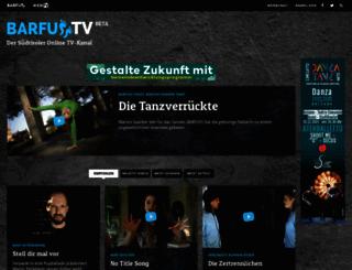 tv.barfuss.it screenshot