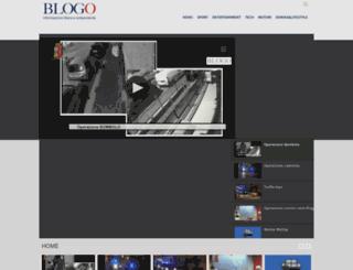 tv.blogo.it screenshot