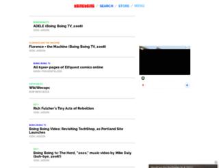 tv.boingboing.net screenshot