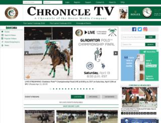 tv.coth.com screenshot