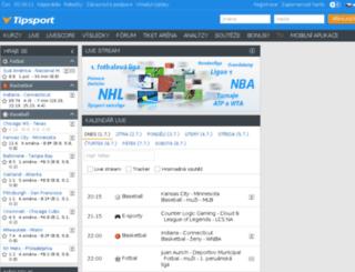 tv.hokej.cz screenshot