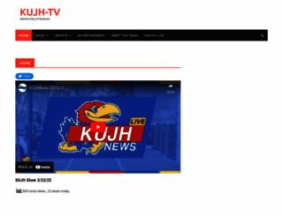 tv.ku.edu screenshot