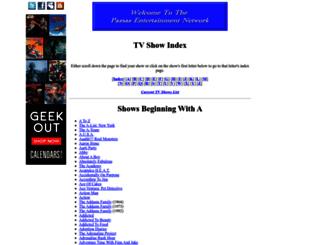 tv.pazsaz.com screenshot