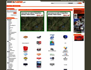 tv.searchromania.net screenshot