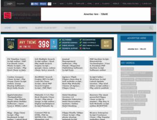 tv.srivideo.net screenshot