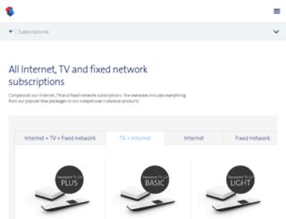 tv.swisscom.ch screenshot
