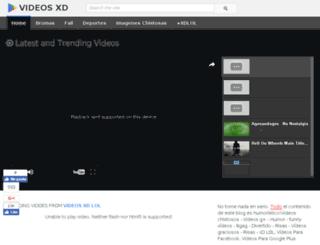 tv.xdlol.com screenshot