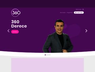 tv360.com.tr screenshot