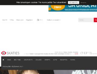 tv5.lv screenshot