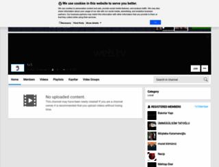tv5.web.tv screenshot