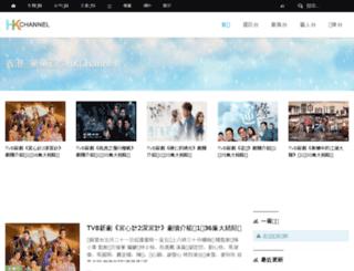 tvbchannel.com screenshot