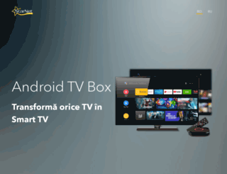 tvbox.starnet.md screenshot