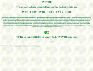 tvby.de screenshot