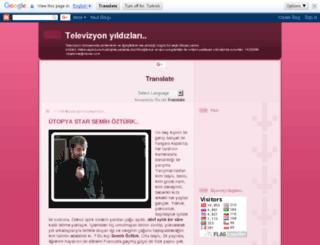 tvdergisi.blogspot.com screenshot